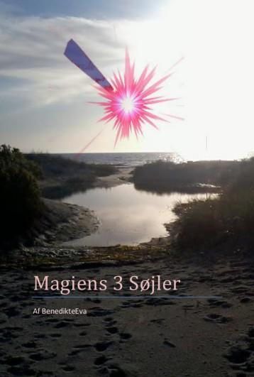 Magiens 3 Søjler forside
